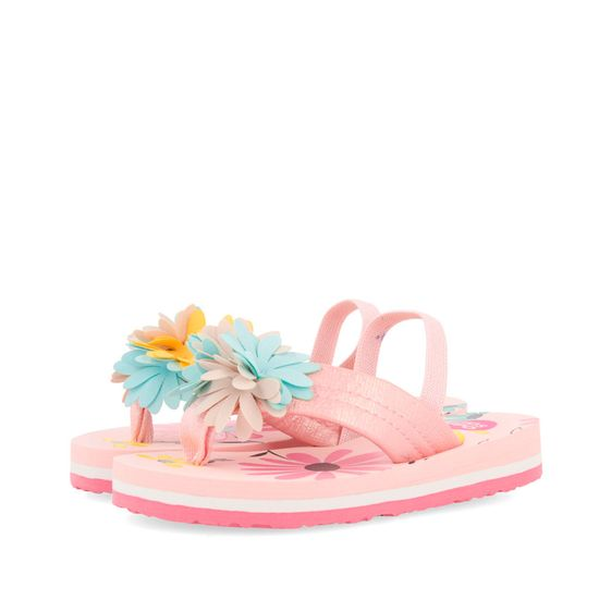 Пантолеты Gioseppo Awans, арт. 59323.Pink, цвет Розовый