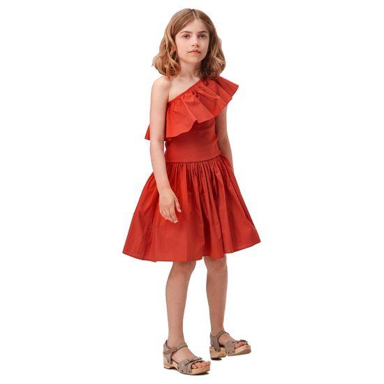 Платье Molo Chloey Bossa Nova, арт. 2S21E106.8287, цвет Красный
