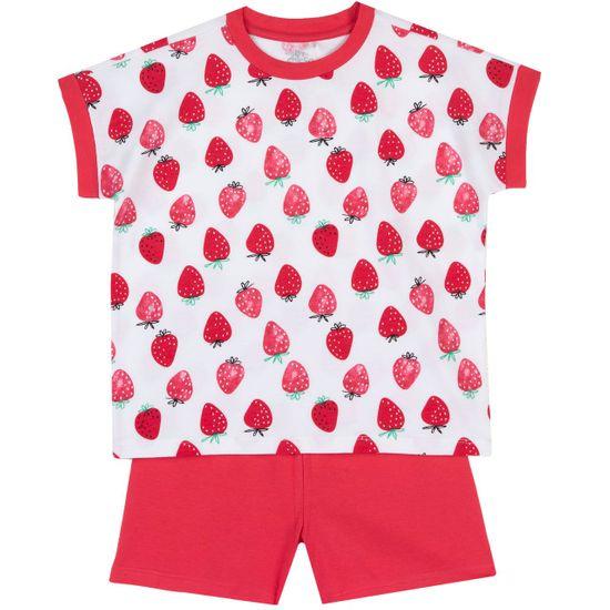 Пижама Chicco Summer berries, арт. 090.35387.018, цвет Красный