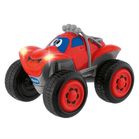 """Машинка на управлении Chicco """"Джип Билли"""", арт. 61759, цвет Красный"""