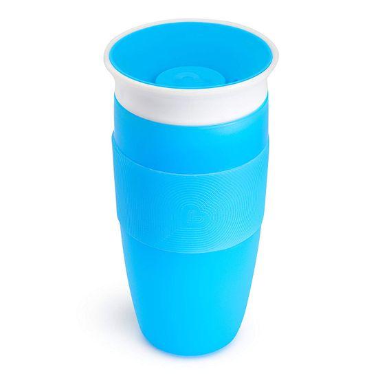 "Чашка непроливная Munchkin ""Miracle 360"", 414 мл, арт. 17109, цвет Голубой"