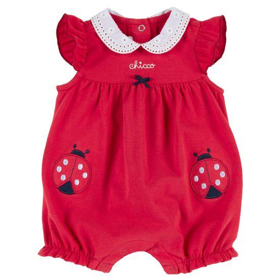 Полукомбинезон Chicco Beetles, арт. 090.50861.075, цвет Красный