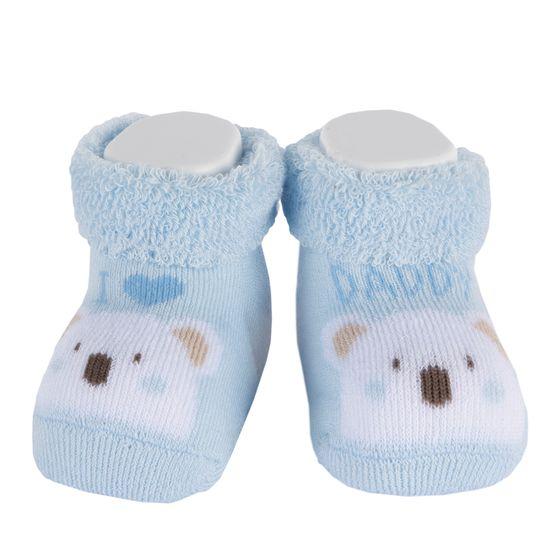 Носки Chicco Amigos polar bear, арт. 090.01596.021, цвет Голубой