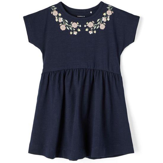Платье Name it Donatella blue, арт. 211.13187688.DSAP, цвет Синий