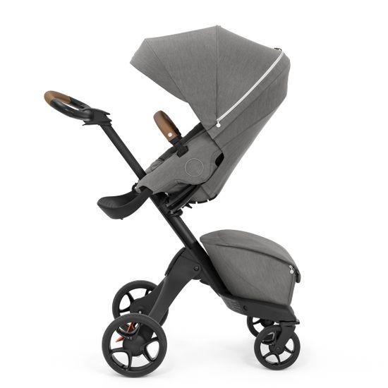 Прогулочная коляска Stokke Xplory X, арт. 5714, цвет Modern Grey