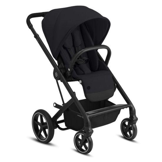 Прогулочная коляска Cybex Balios S Lux (black), арт. 5200011, цвет Черный