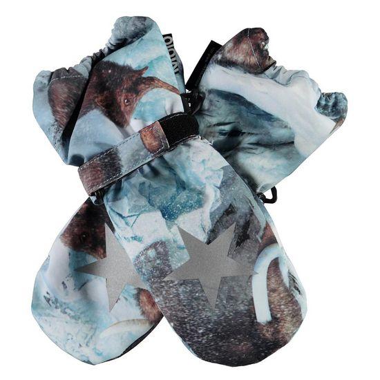 Термоварежки Molo Igor Mammoth, арт. 7W21S105.6354, цвет Голубой