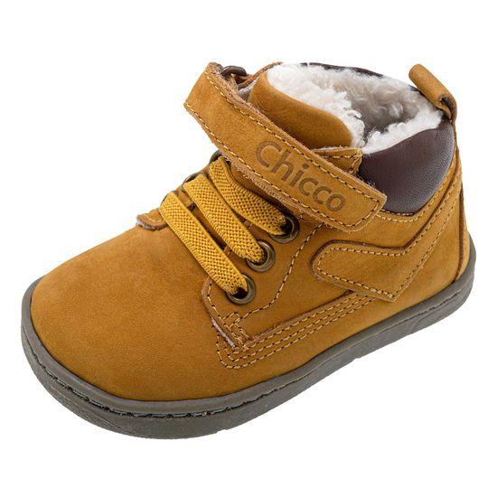 Ботинки Chicco Gigantis Dark, арт. 011.64625.270, цвет Горчичный