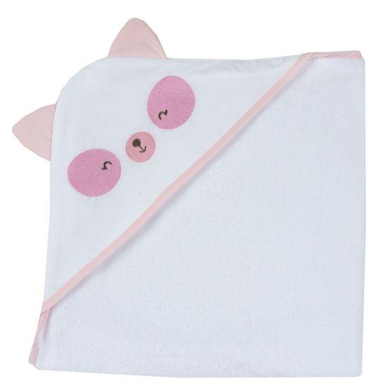 Полотенце Chicco Amigos fox, арт. 090.00201.011, цвет Розовый