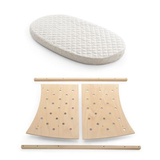 Комплект для расширения кроватки Stokke Sleepi™ Junior, арт. 1046, цвет Natural