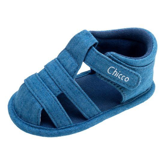 Пинетки Chicco Owes blue, арт. 011.61124.860, цвет Голубой