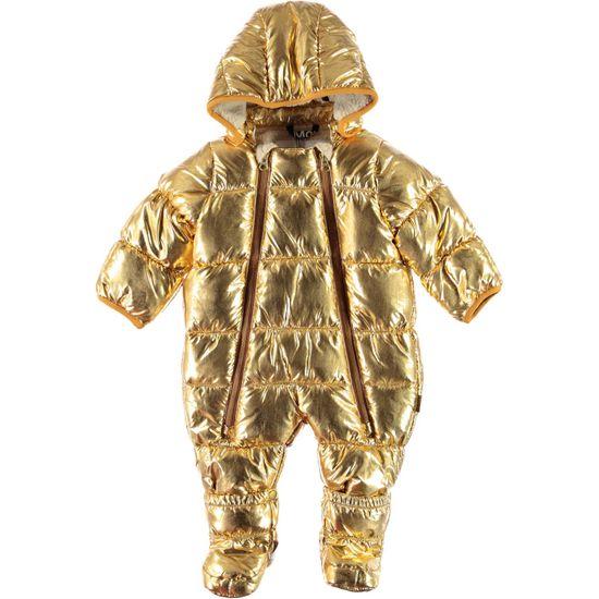Термокомбинезон Molo Hebe Golden, арт. 5W20N103.8229, цвет Золотистый