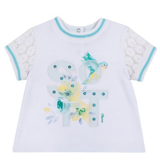 Футболка Chicco Soft, арт. 090.06984.033, цвет Белый