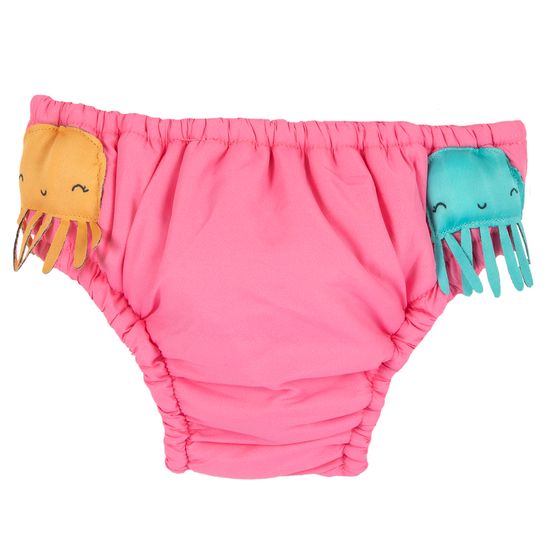 Плавки для бассейна Chicco Jellyfish, арт. 090.07052.015, цвет Розовый