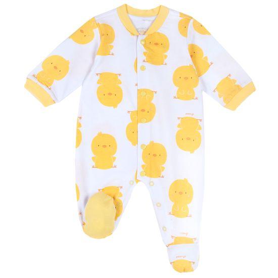 Комбинезон Chicco Little chickens, арт. 090.02120.064, цвет Желтый
