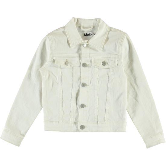 Жакет джинсовый Molo Heidi White Star, арт. 2S20M305.2443, цвет Белый