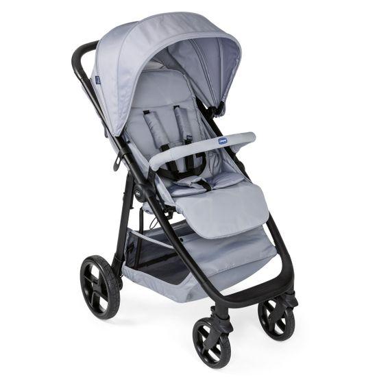 Прогулочная коляска Chicco Multiride, арт. 79628, цвет Серый