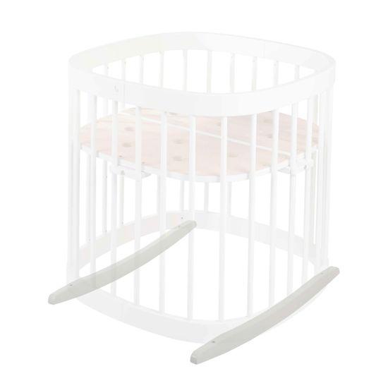 Полозья для качания кроватки Tweeto, арт. T14, цвет Белый