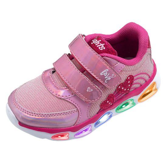 Кроссовки Chicco Consuelo pink, арт. 010.65494.150, цвет Розовый
