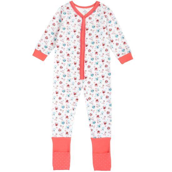 Пижама-комбинезон Chicco Best friends, арт. 090.31265.064, цвет Розовый