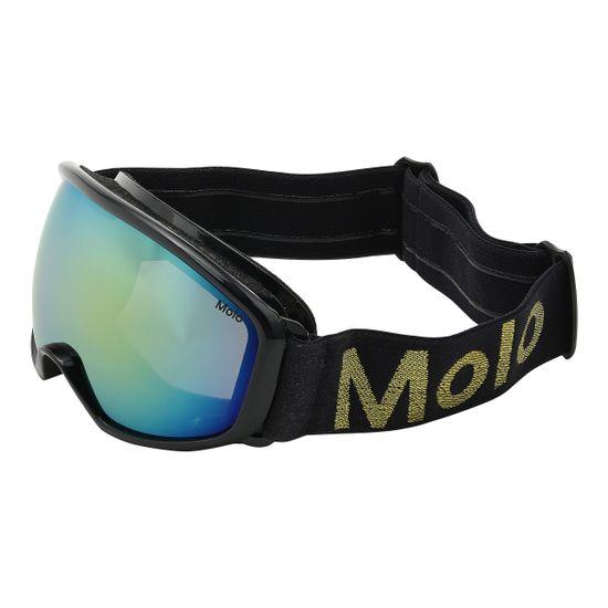 Лыжные очки Molo Frameless Blue'19, арт. 7W19S801.2664, цвет Черный