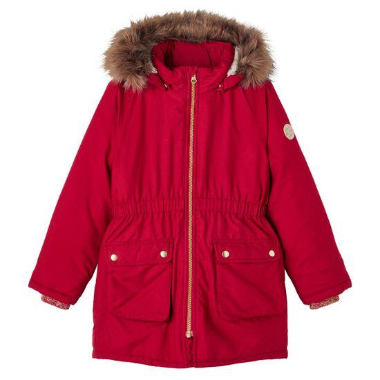 Куртка-парка Name it Ankara, арт. 213.13191238.RDAH, цвет Красный