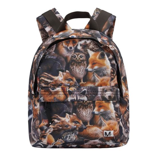 Рюкзак Molo Forest Animals, арт. 7W21V201.6346, цвет Коричневый