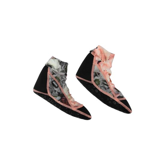 Носки-аквашузы для плавания Molo Zabi Blossom, арт. 7S19U201.4789, цвет Серый
