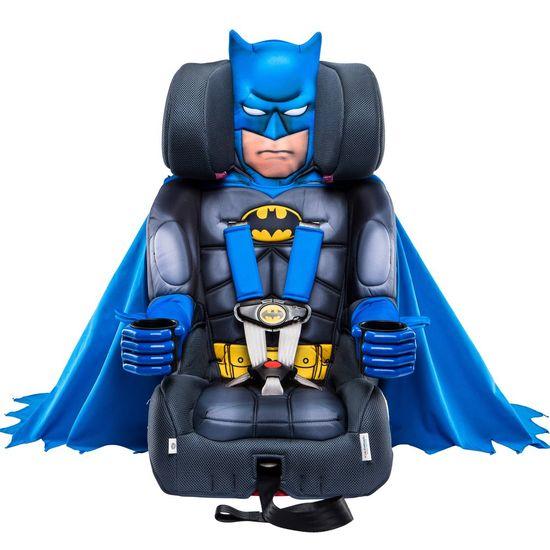 Автокресло KidsEmbrace DC Comics Batman, группа 1/2/3, арт. 71900BATUKR, цвет Черный