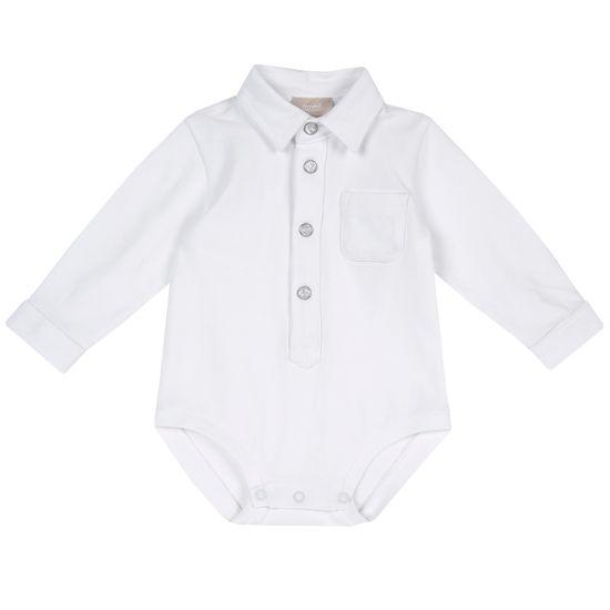 Боди Chicco Serious Kid, арт. 090.25942.033, цвет Белый