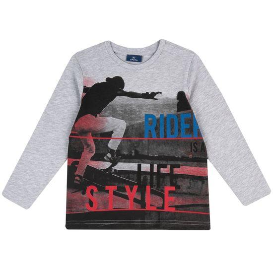 Реглан Chicco Rider style, арт. 090.67133.091, цвет Серый