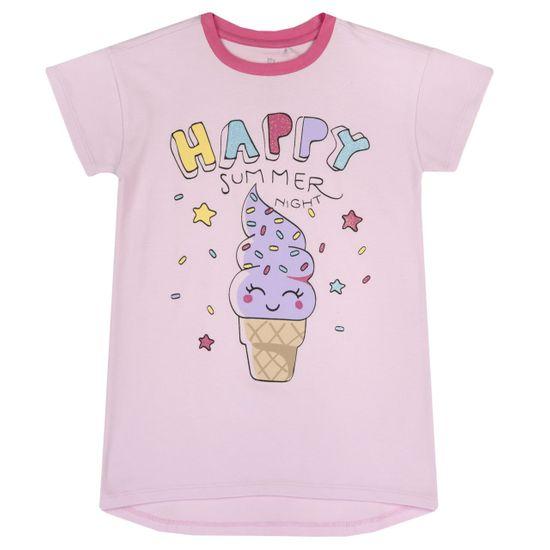 Ночная рубашка Chicco Happy summer, арт. 090.90143.011, цвет Розовый