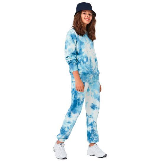 Брюки Molo Am Tie Dye, арт. 6W21I208.4705, цвет Голубой