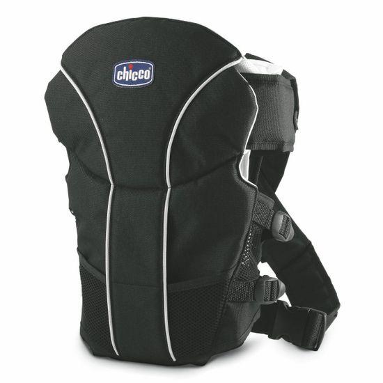 Нагрудная сумка Chicco Ultrasoft, арт. 67590, цвет Черный