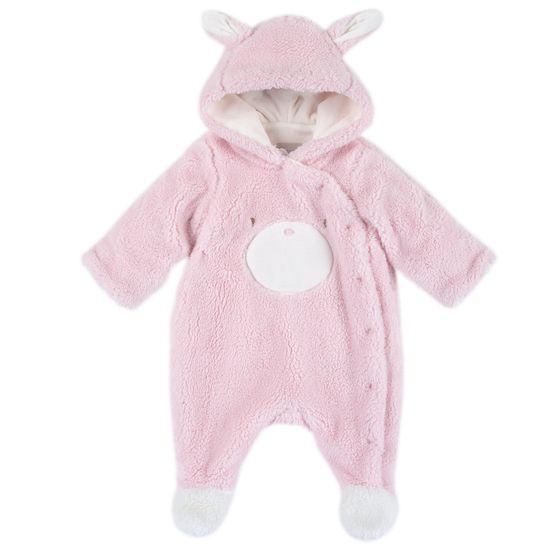 Комбинезон Chicco Fluffy bunny, арт. 090.02147.011, цвет Розовый