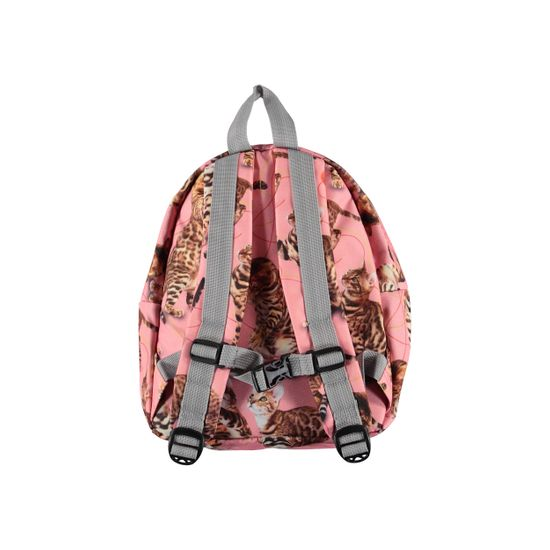 Рюкзак Molo Backpack Wannabe Leopard, арт. 7W19V201.4875, цвет Розовый