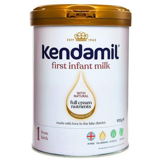 Сухая молочная смесь Kendamil Classic 1, 0-6 мес., 900 г, арт. 77000194