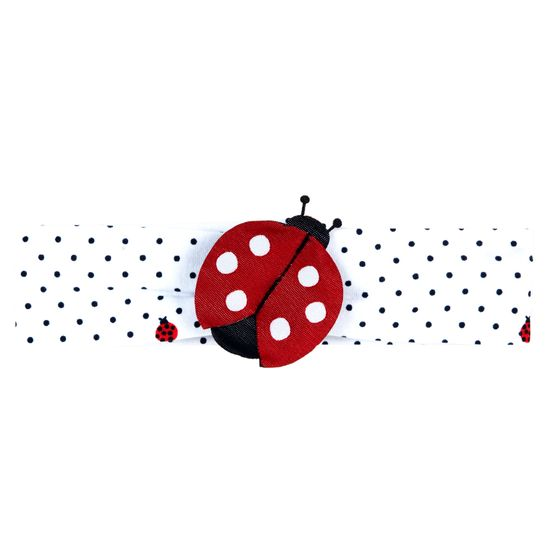 Повязка на голову Chicco Beetles, арт. 090.04845.038, цвет Красный