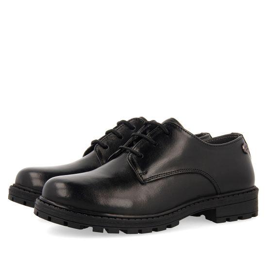 Туфли Gioseppo Voru black, арт. 213.60617.Blac, цвет Черный