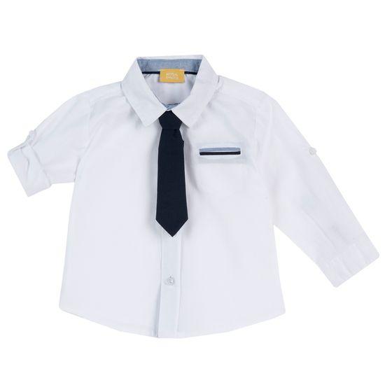 Рубашка Chicco Enrique, арт. 090.54569.033, цвет Белый