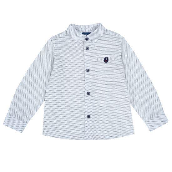 Рубашка Chicco Tallev, арт. 090.54548.030, цвет Белый
