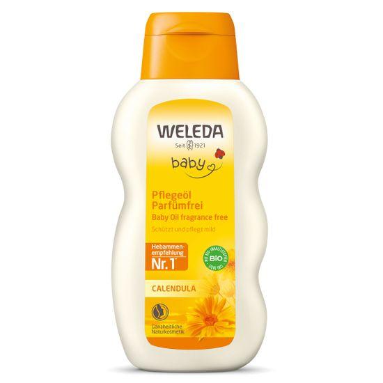 Масло для тела Weleda с календулой, 200 мл, арт. 752800