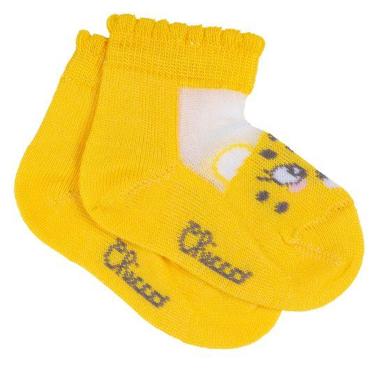 Носки Chicco Adela, арт. 090.01516.041, цвет Желтый