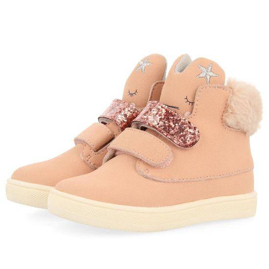Ботинки Gioseppo Lauscha, арт. 213.64243.Pink, цвет Розовый