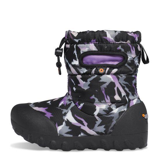 Сапоги Bogs Kids B-Moc Snow Purple, арт. 213.72759K.009, цвет Сиреневый