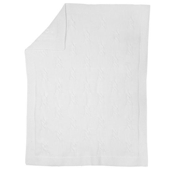 Плед Chicco White classic, арт. 091.05091.033, цвет Белый