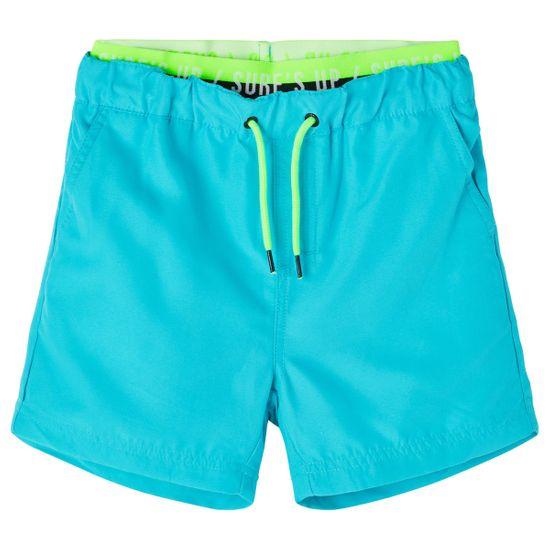 Шорты пляжные Name it Poseidon, арт. 211.13188216.PBLU, цвет Голубой