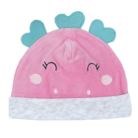 Шапка Chicco Little Princess, арт. 090.04921.015, цвет Розовый