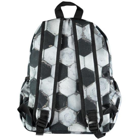 Рюкзак Molo Big Backpack Football, арт. 7W18V203.4740, цвет Серый