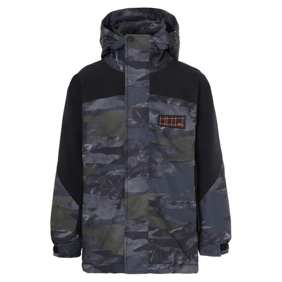 Термокуртка Molo Harrison Mountain Camo, арт. 5W20M305.6138, цвет Серый